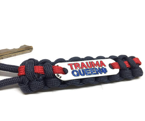 trauma queen key chain emsalerts.com