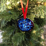 EMS  Star of Life Christmas Tree Ornament