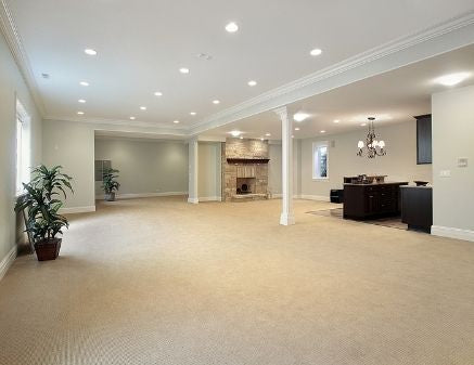 The Best Flooring Options for Your Basement