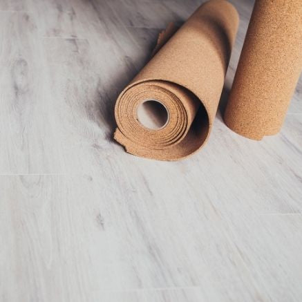 Hardwood Floor Underlayment Options