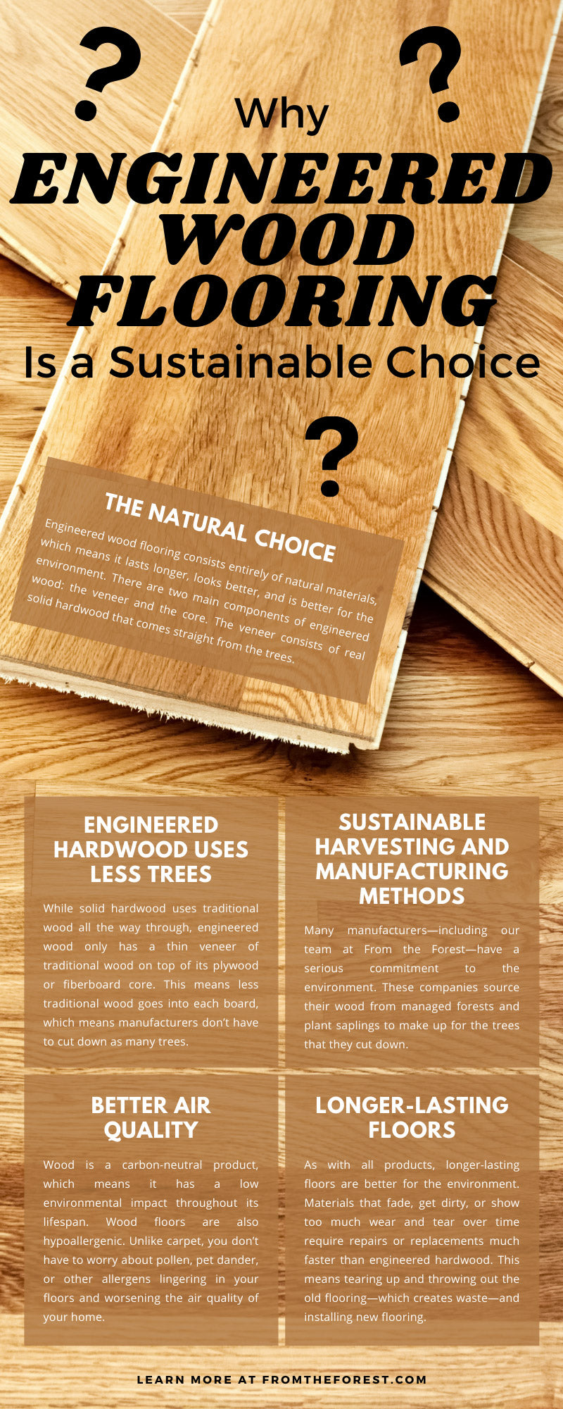 Why Engineered Wood Flooring Is a Sustainable Choice