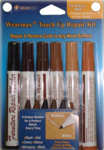 The WearMax® Touch Up Repair Kit