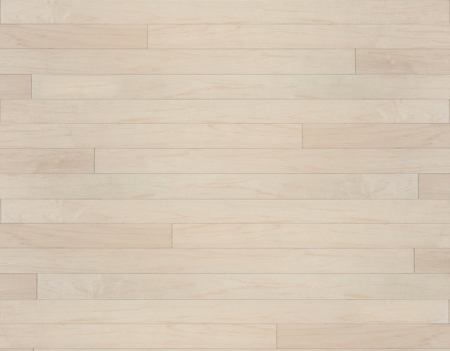 Unfinished Raw Maple Originals Hardwood Plank- DIY - Wallplanks
