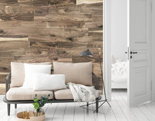 Unfinished Raw Walnut Originals Hardwood Plank- DIY - Wallplanks