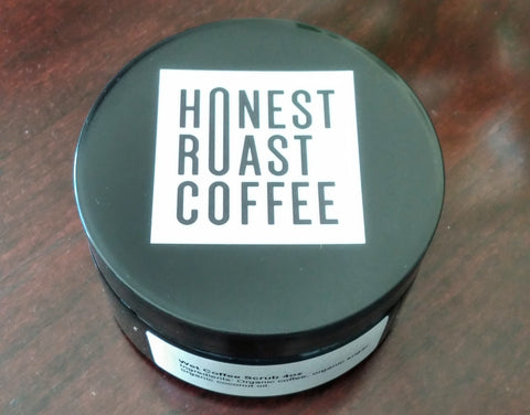 Product image of Honest Roast Coffee Wet Glycolic Coffee Scrub