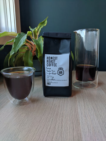 Kenya Ngugu-Ini Kibirigwi AA - Light Roast