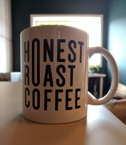 The Honest Roast Coffee Mug