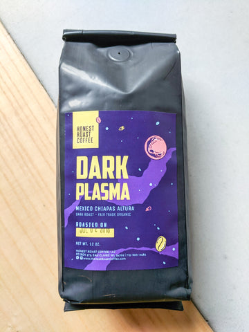 Dark Plasma - Dark Roast Single Origin Coffee