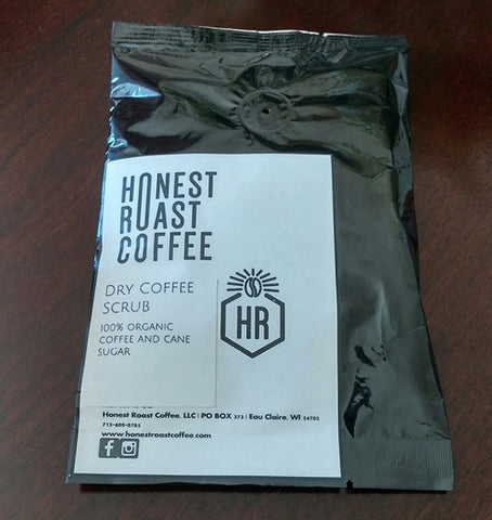 Product image of Honest Roast Coffee Dry Glycolic Coffee Scrub