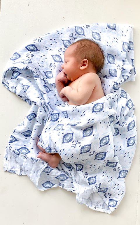 Angel Dear Swaddle Blankets - Multiple Prints Available