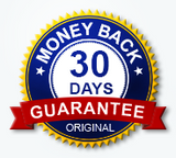 30 Days Money Back Image