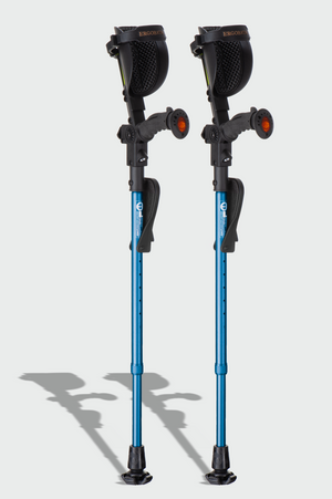 Ergobaum Junior Forearm Crutches (Pair)