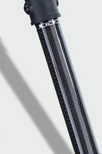 Ergobaum Carbon Fiber Black Mamba Adult Crutch (Pair)