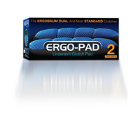 Ergopad (Universal for Underarm Crutches)