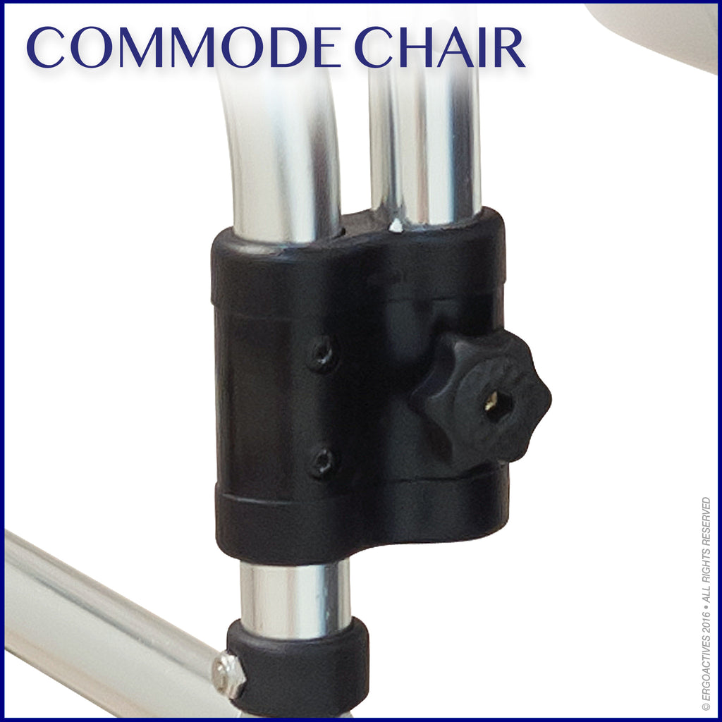 Commode Chair Adjust Knobs