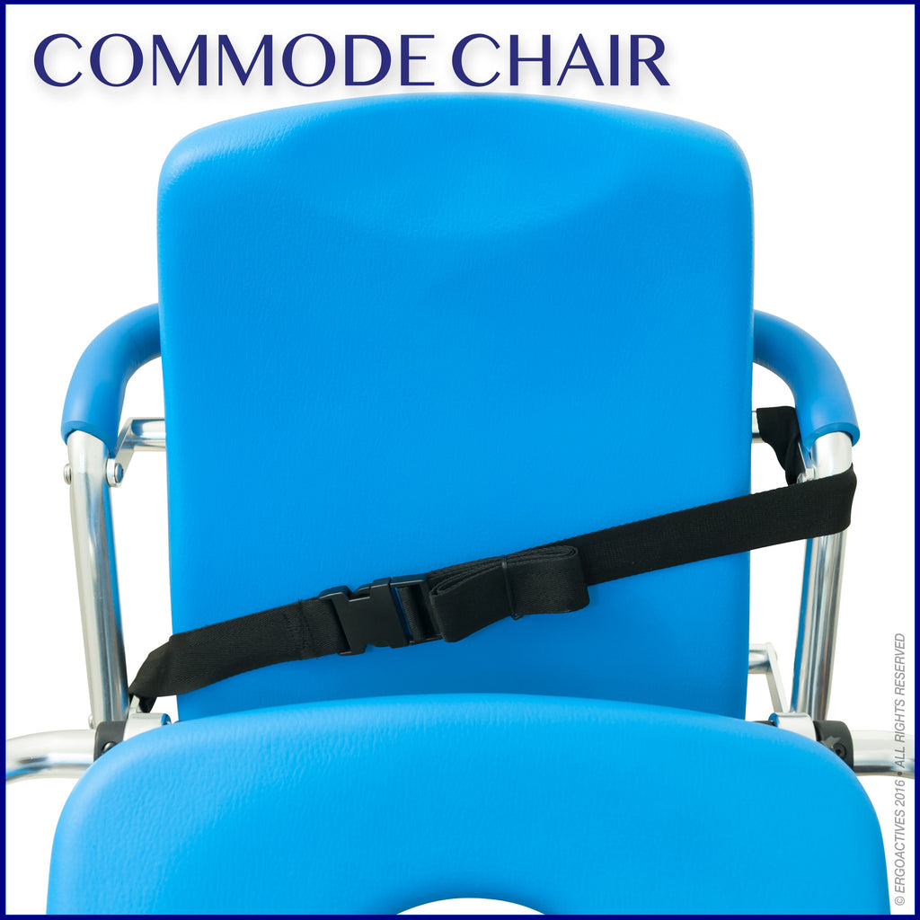 Commode Chair Seat Belt