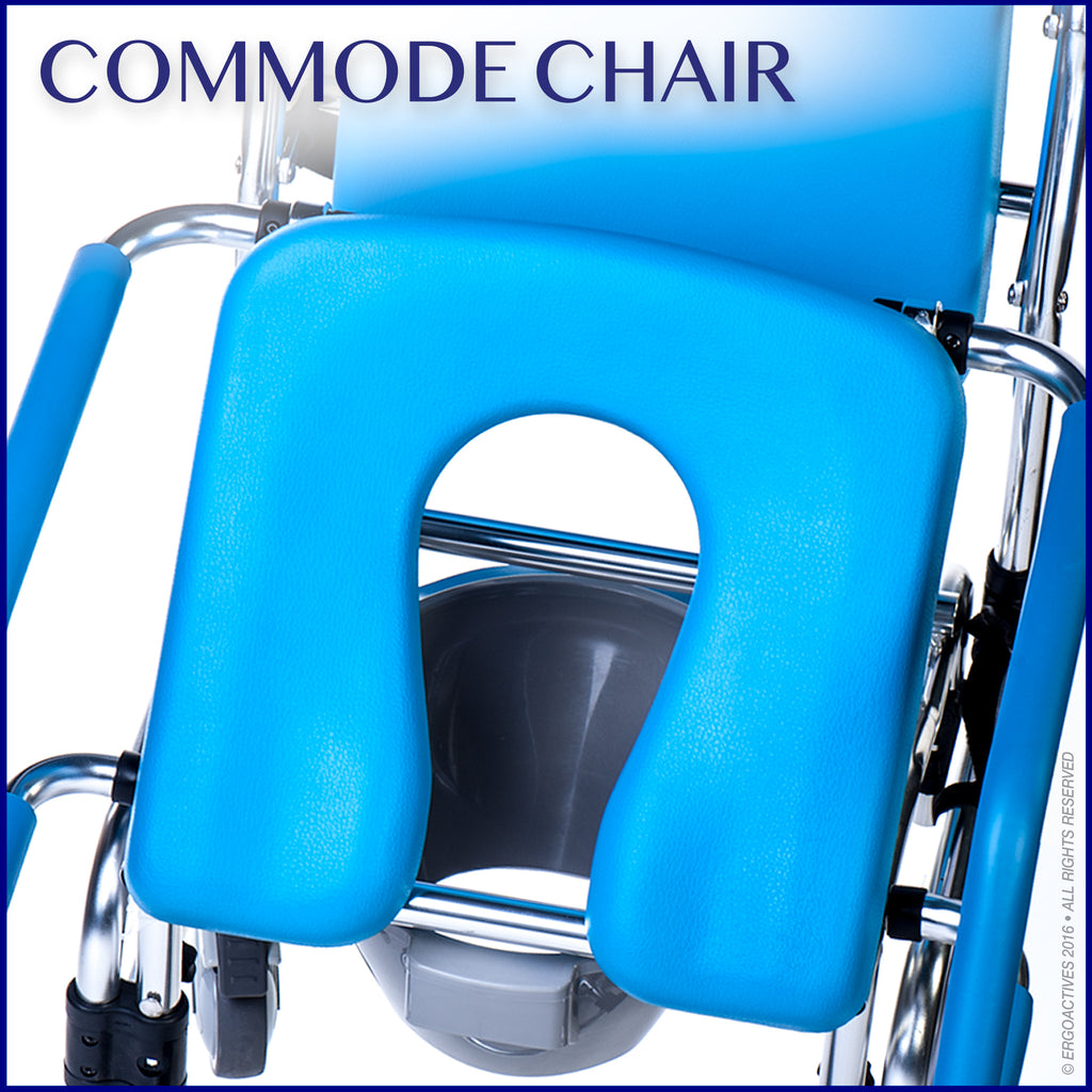 Commode Seat Detail