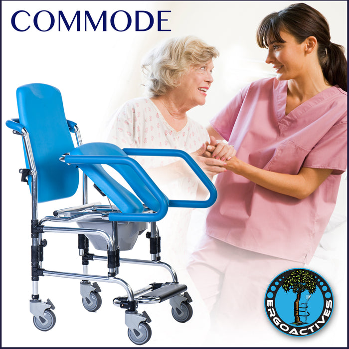 Ergo Commode Chair