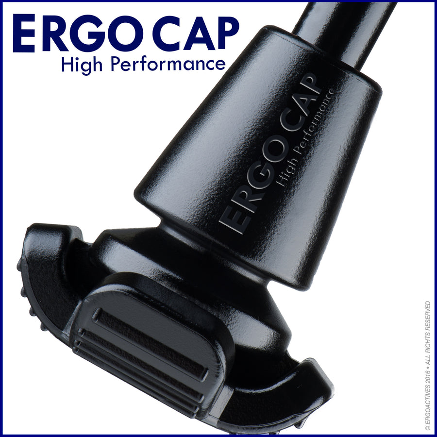 Crutch Tip Ergo-Cap High Performance