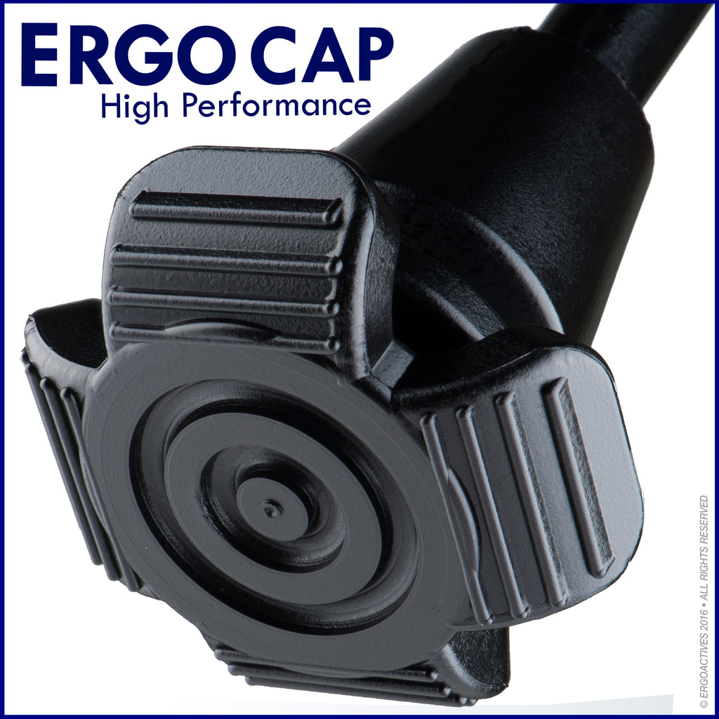 Crutch Tips For All Terrain- ErgoCap High Performance