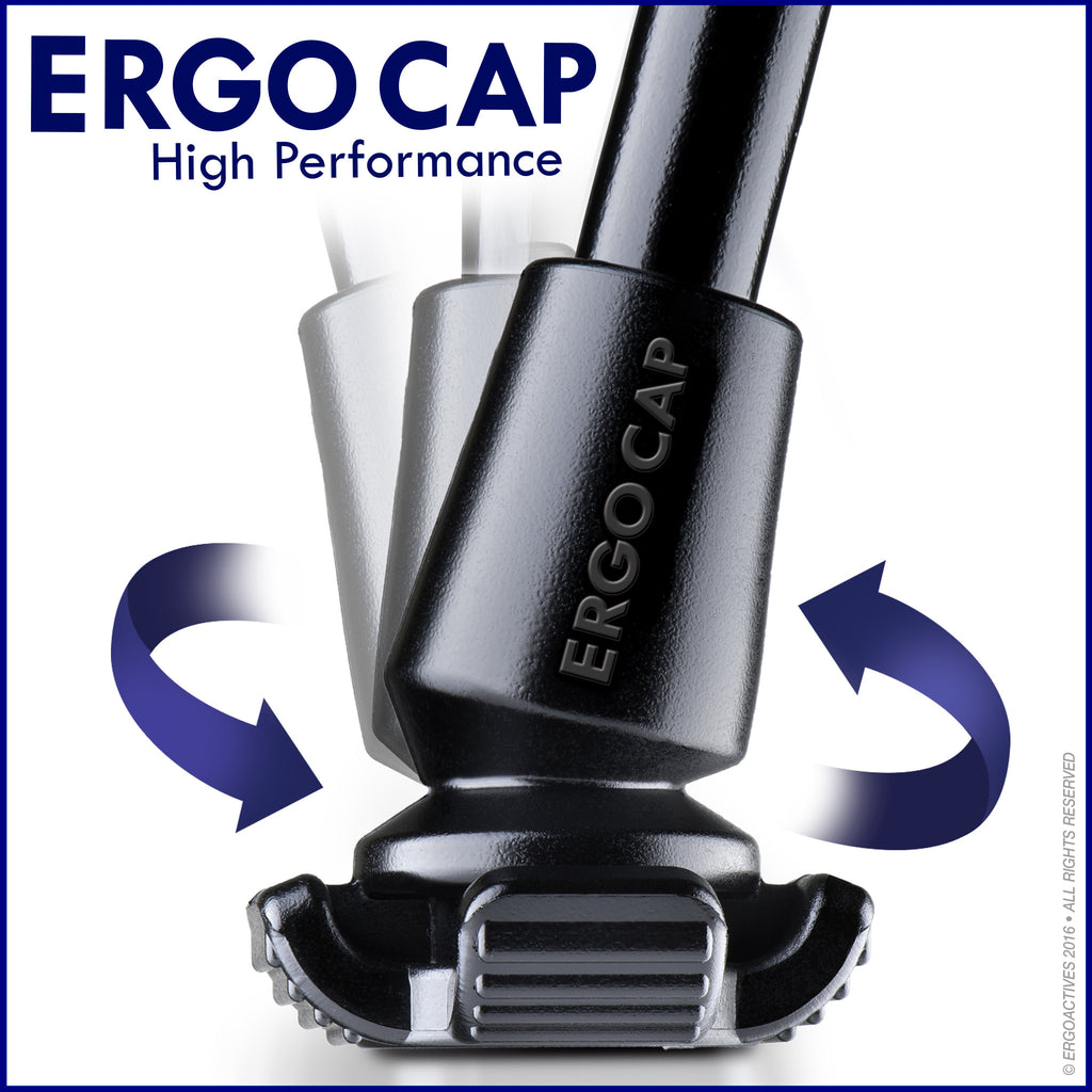 Image Crutch Tip ERGOCAP HIGH PERFORMANCE rotating