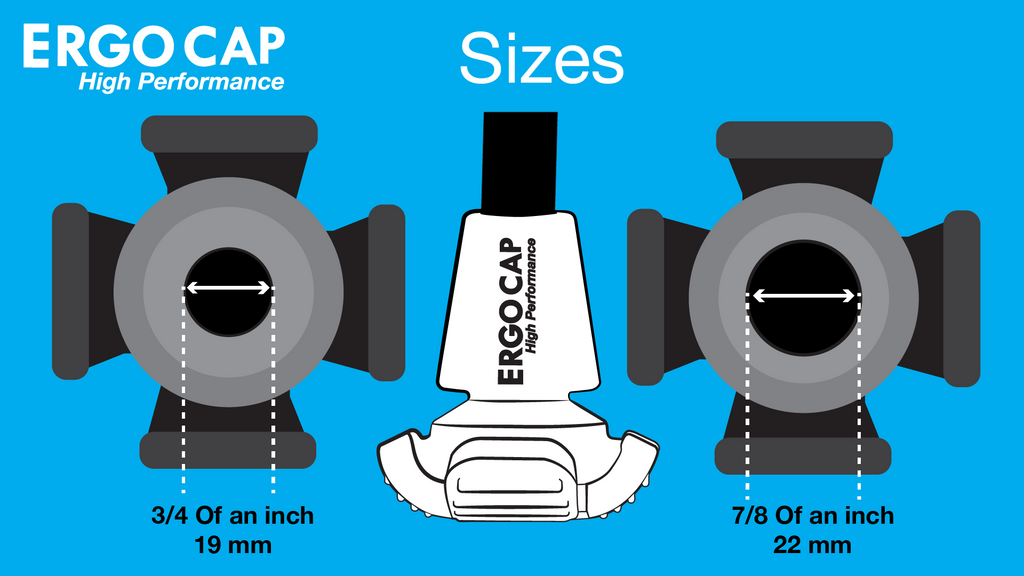 Ergocap High Performance Sizes