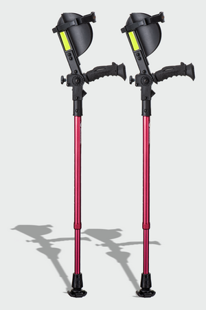 Ergobaum Infant Forearm Crutches (Pair)