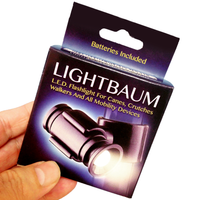 Flashlight For Cruches and Canes - LightBaum