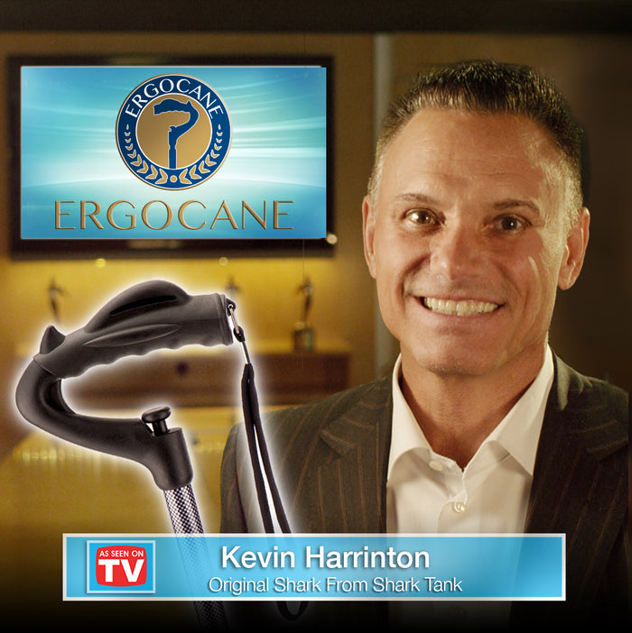 As Seen On Tv Ergocane - Kevin Harrinton Shark Tank