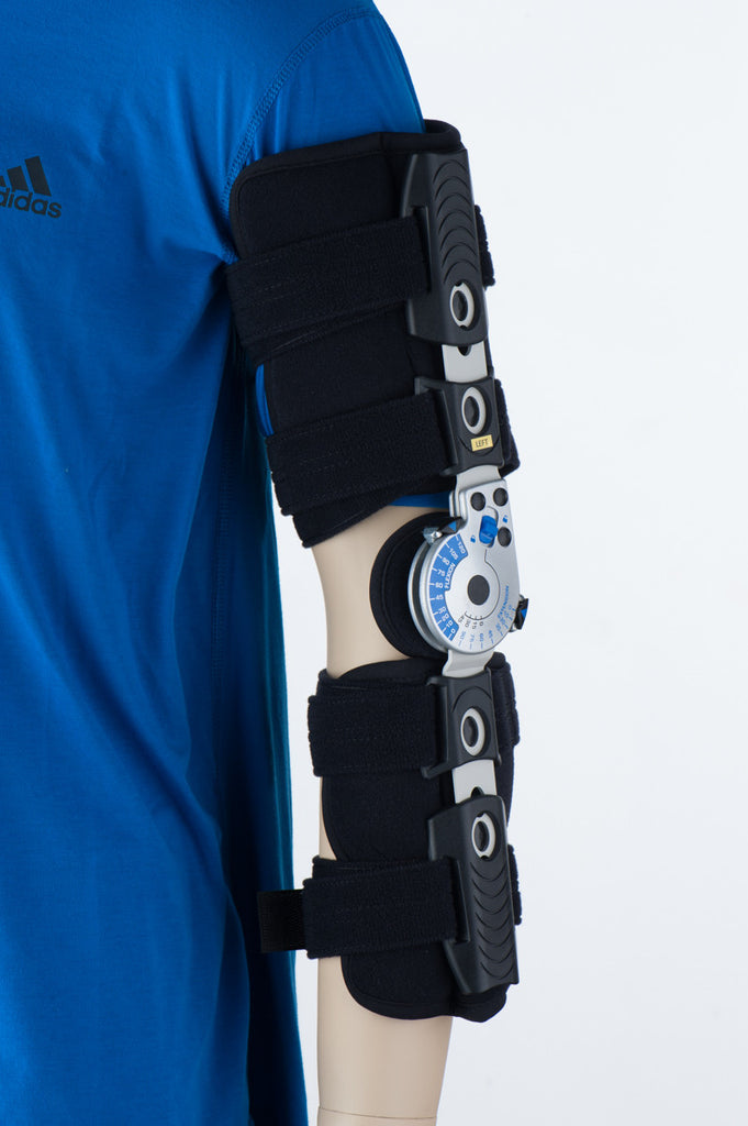 Ergoactives ErgoBrace For Elbow G1 EPA Post-Op Brace Over Motion