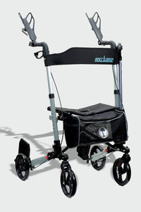 Roller-Go Double Foldable Walker With Forearm Support