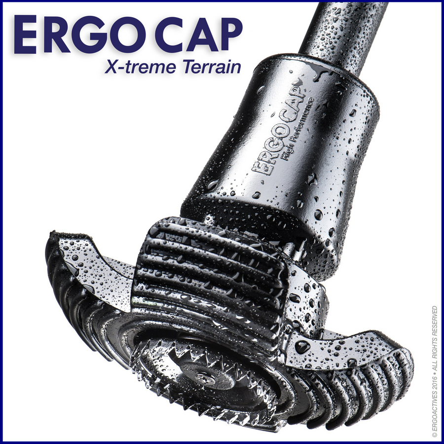 CRUTCH TIP ERGOCAP X-TREME PHOTO
