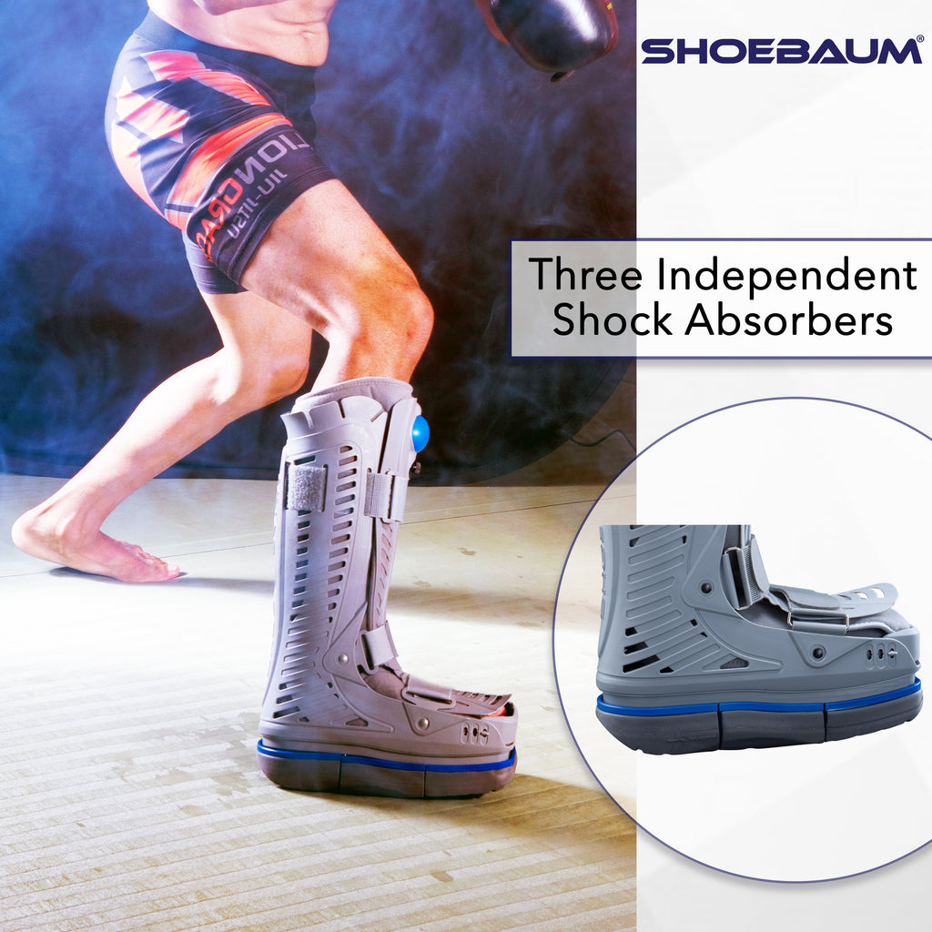 Shoebaum Air Cam Injury Boot (Level Up Option Available)