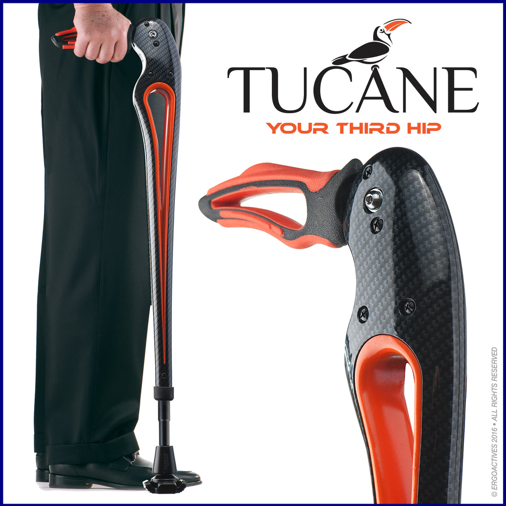 "NEW! Tucane Lite ""Your Third Hip"""