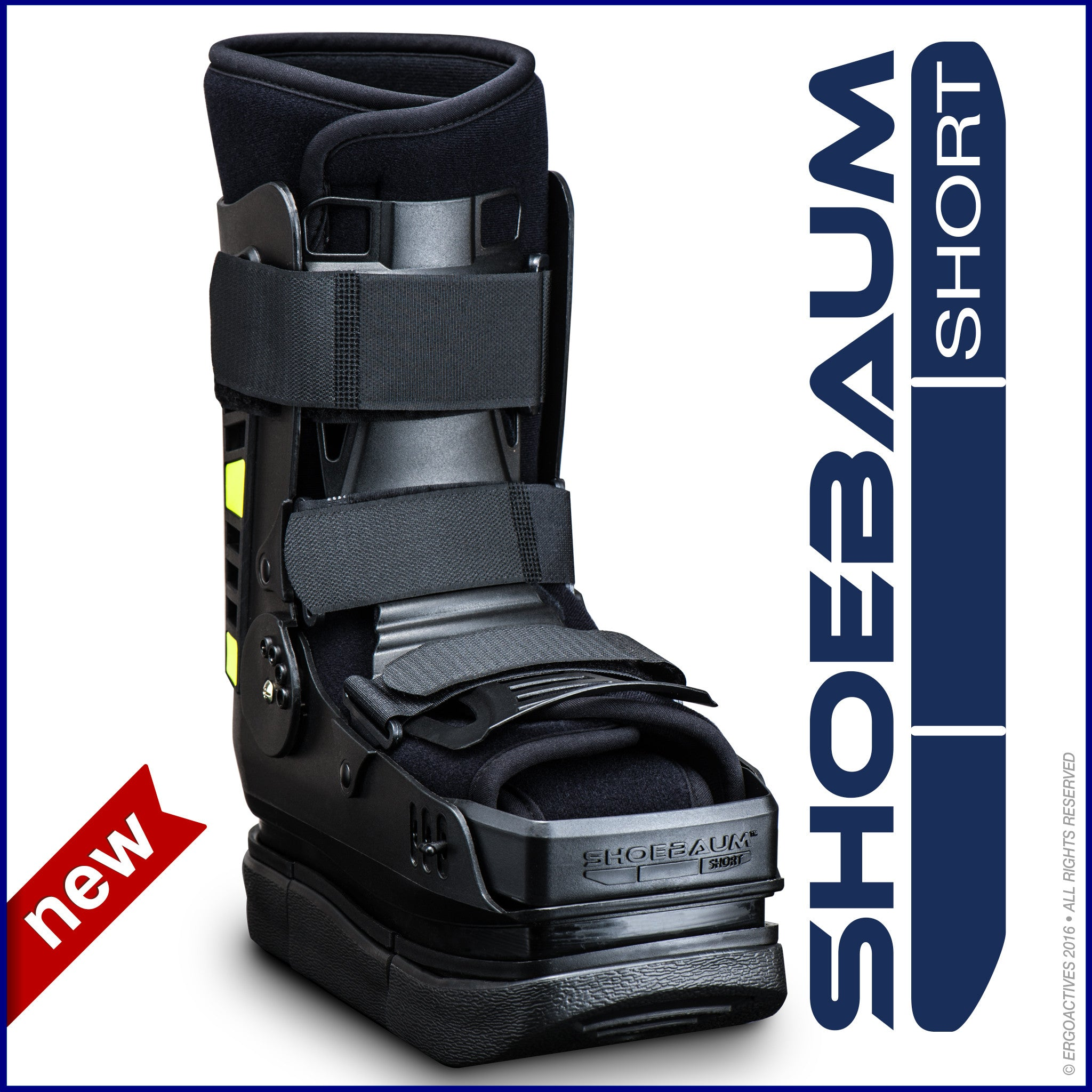Brand New! Shoebaum® Short