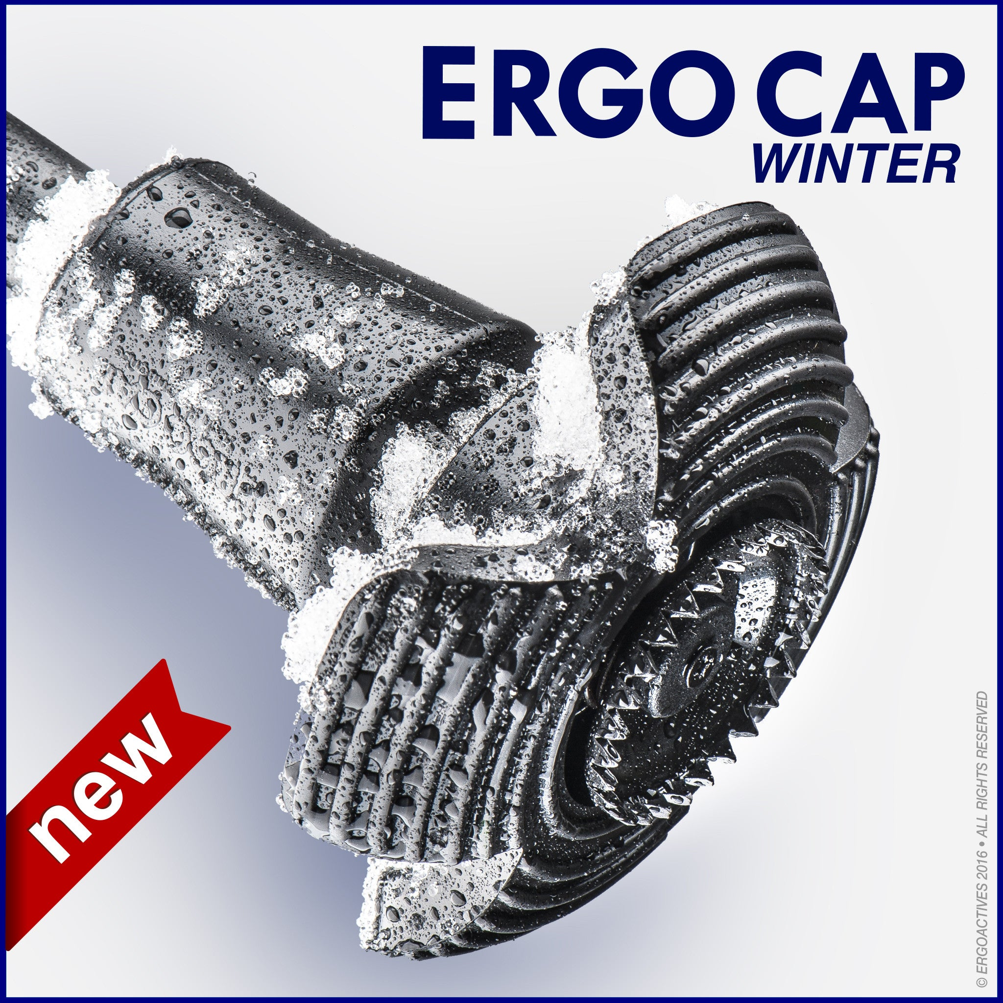 Brand New! Ergocap Winter Ltd.