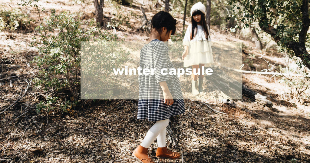 lookbook | winter capsule