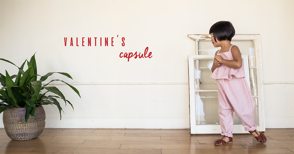 lookbook | valentine's capsule