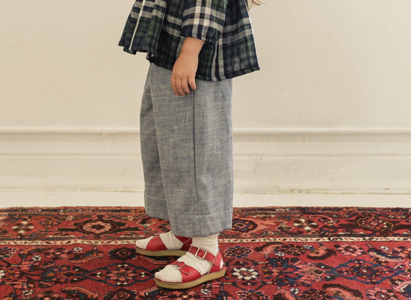 piper trouser | vintage denim