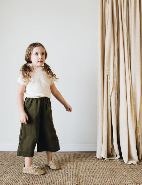 piper trouser | olive