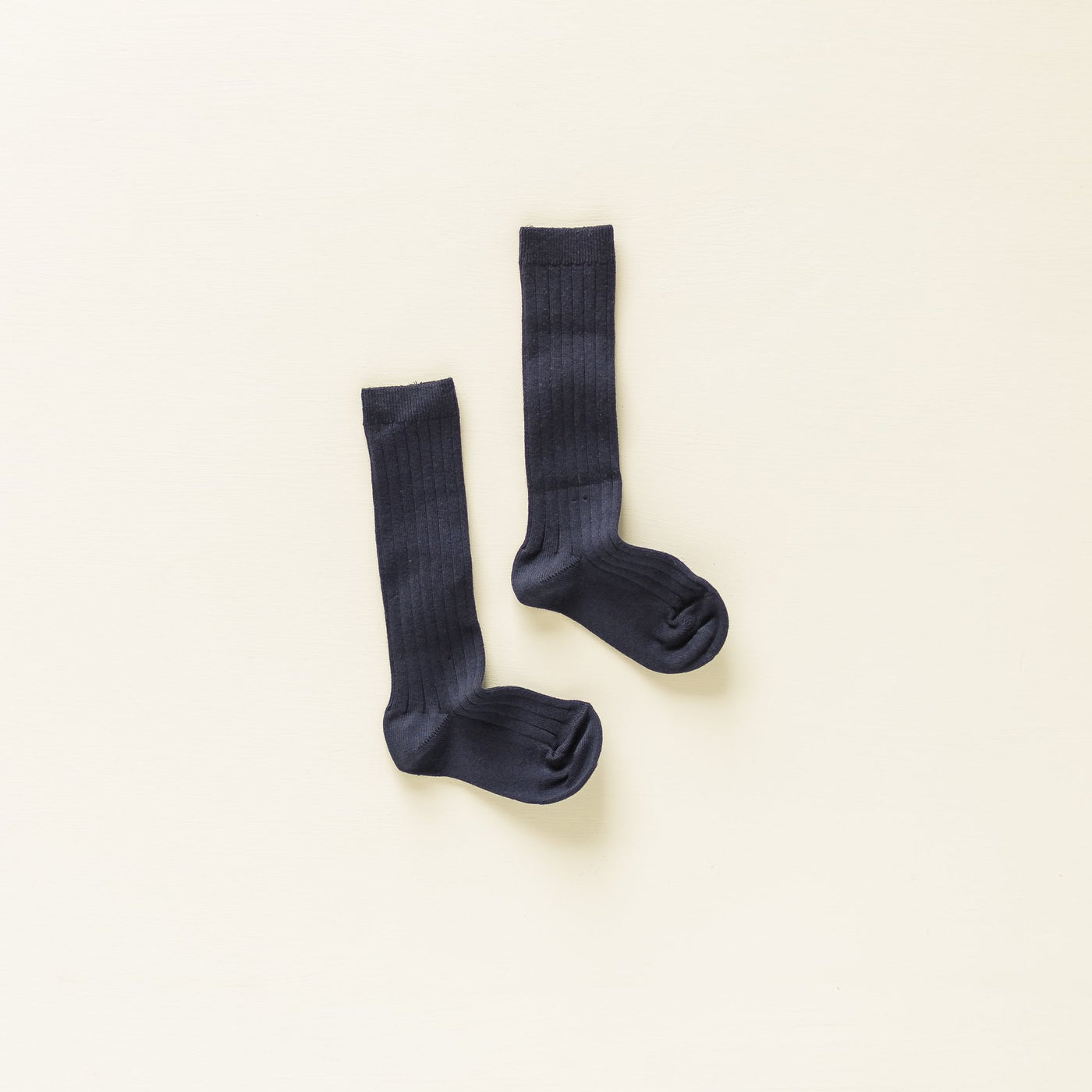 knee high socks | navy