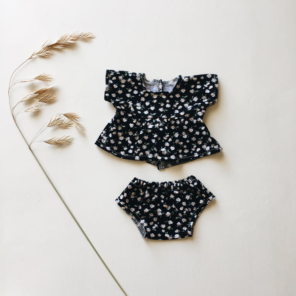 doll | hattie tee & bloomer | daisy