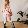bloomers | blush pink