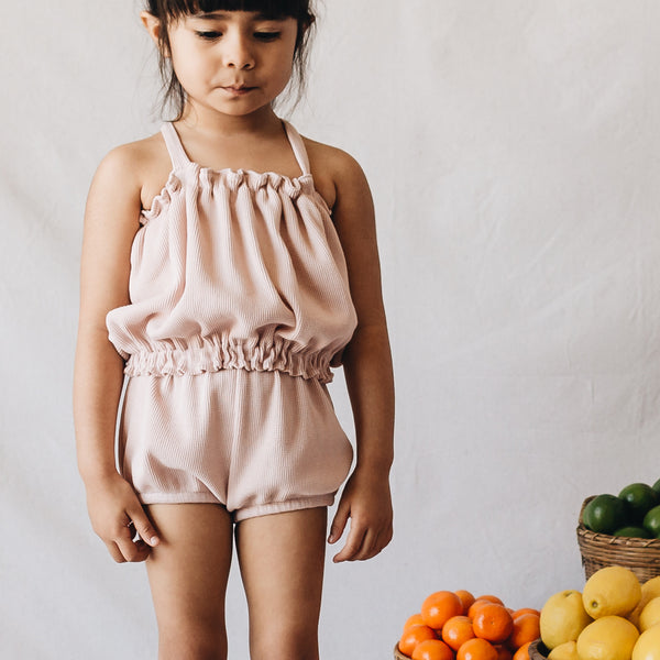 edith romper | lotus