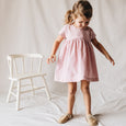 etta dress | clay