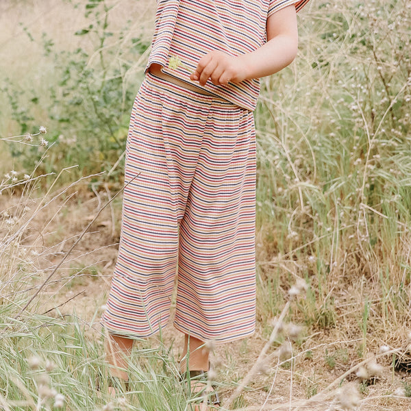 frankie pant | color stripe