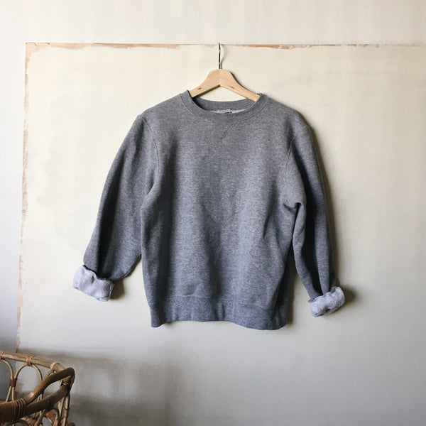 pullover | heather | small