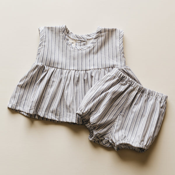 summer set | huckleberry stripe