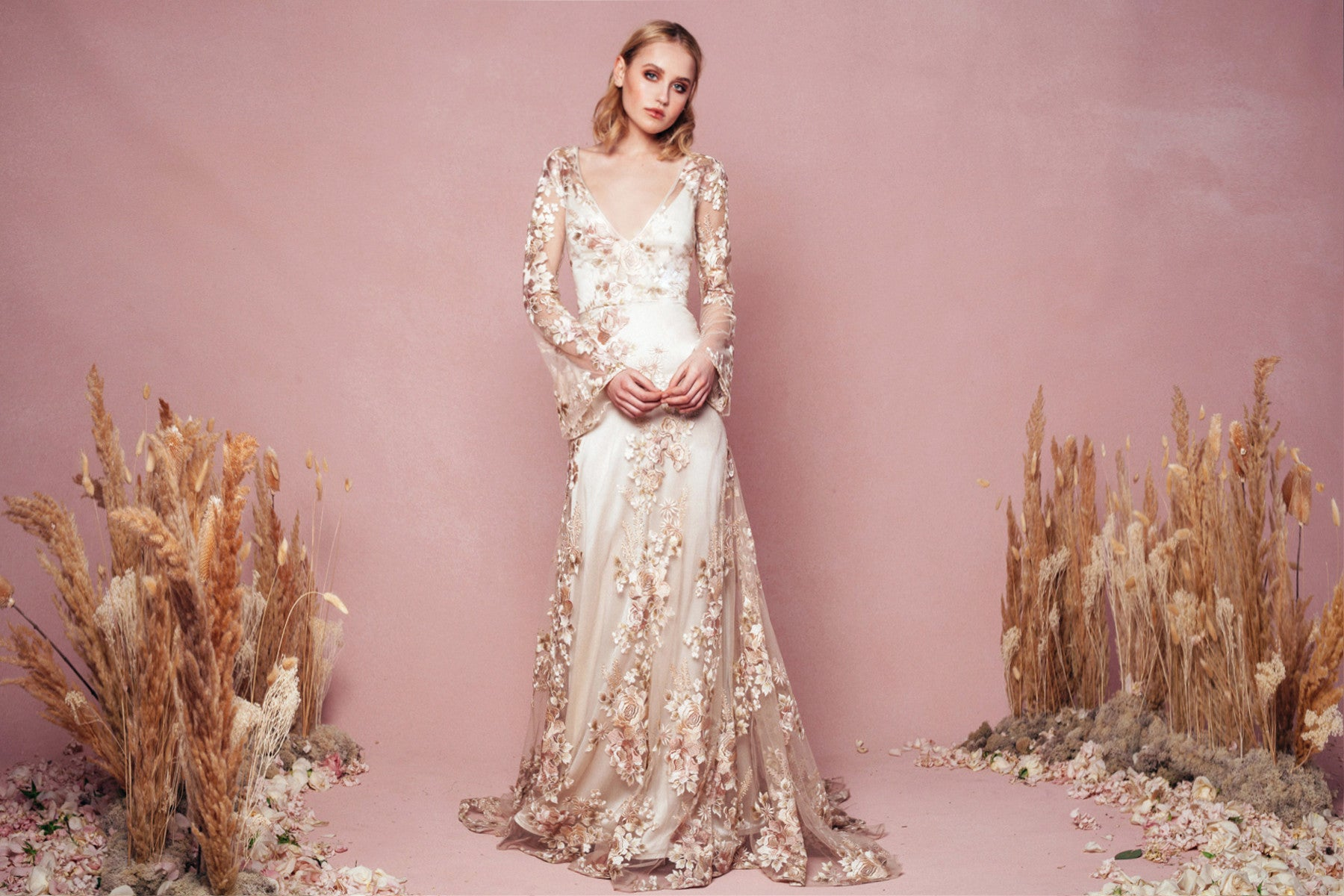 THE ALYSE GOWN – Odylyne the Ceremony