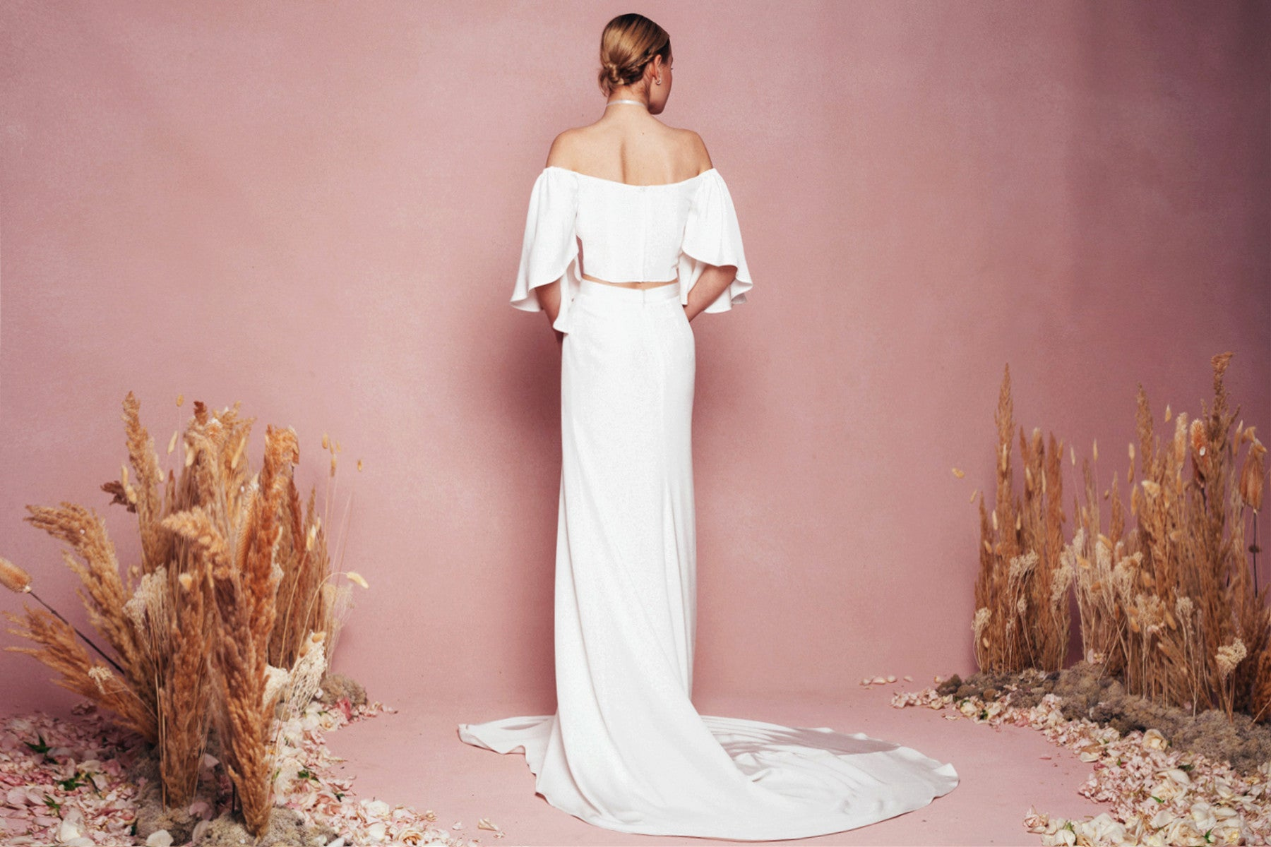 THE BARDOT GOWN